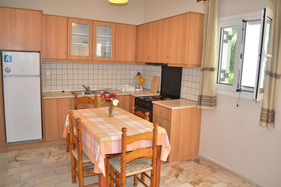 Apartments (4-5 persons) - kitchen